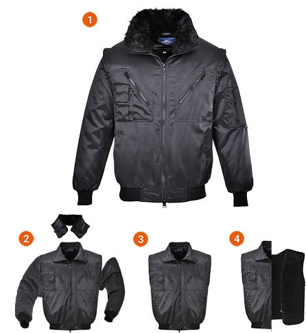 Portwest UPJ10 - Pilot Jacket