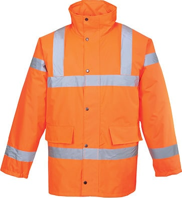 Portwest URT30 - Hi-Vis Traffic Jacket