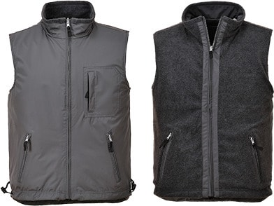 Portwest US418 - RS Reversible Bodywarmer
