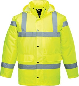 Portwest US460 - Hi-Vis Traffic Jacket