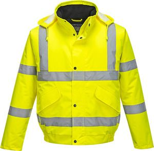 Portwest US463 - Hi-Vis Bomber Jacket
