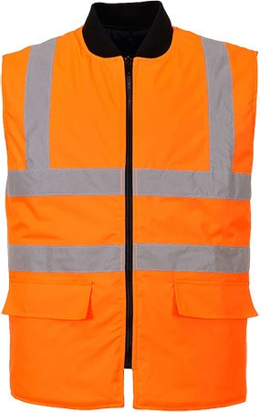 Portwest US469 - Hi-Vis Bodywarmer