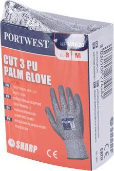 Portwest VA620 - LR Cut PU Palm Glove