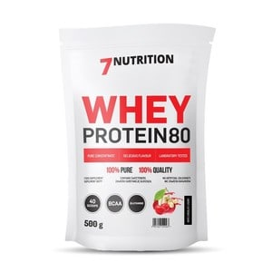 7 Nutrition 3829 - Whey Protein 80 500g
