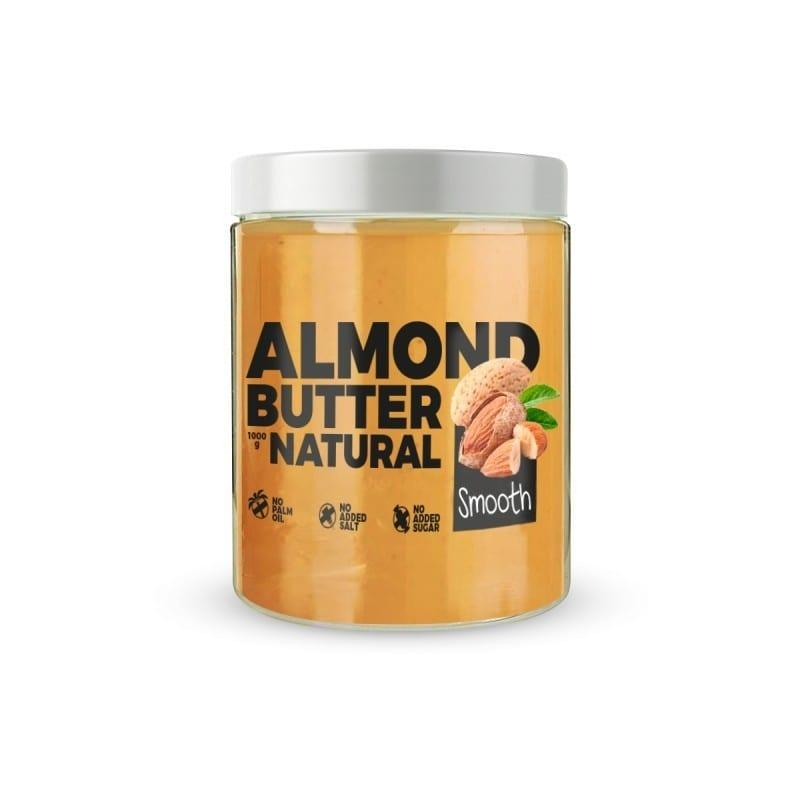 7 Nutrition 3975 - Beurre d'arachide 100% naturel aux amandes 1kg
