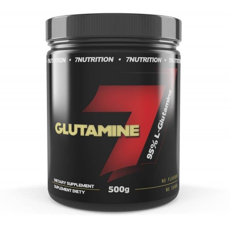7 Nutrition 4058 - Glutamine 500g