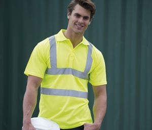 RTY High Visibility HV070 - High Visibility Polo