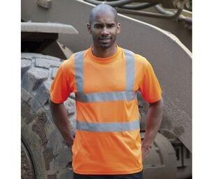 RTY HIGH VISIBILITY HV071 - Tee-shirt haute visibilité
