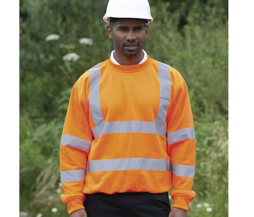 RTY High Visibility HV073 - High Visibility Sweat