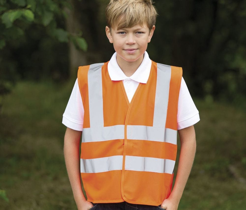 RTY High Visibility HV077 - Safety vest child