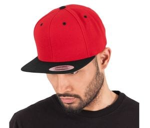 Flexfit 6089MT - Tweekleurige snapback pet