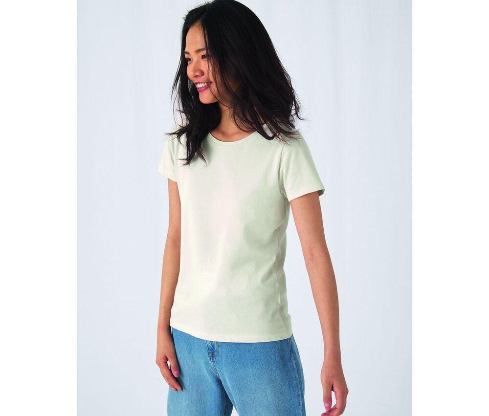 B&C BC02B - Women's Round Neck T-Shirt 150 Organic