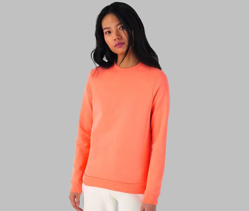 B&C BCW02W - Women's Round Neck Sweatshirt # woman