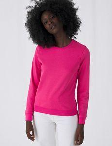 B&C BCW32B - Womens Organic Round Neck Sweatshirt