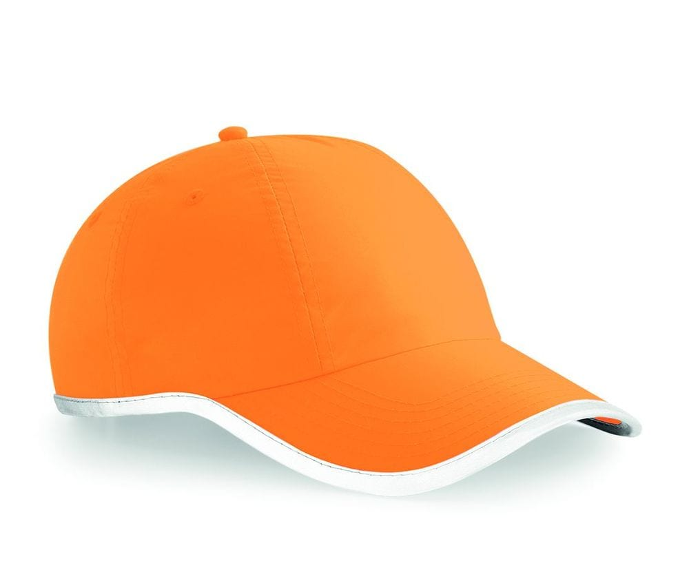 Beechfield BF035 - Reinforced high-visibility cap