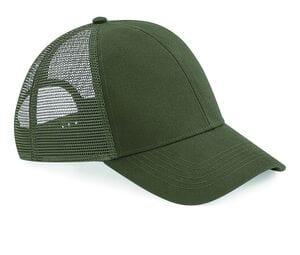 Beechfield BF060 - Organic cotton mesh cap