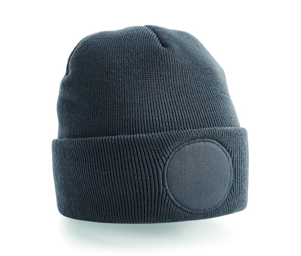 Beechfield BF446 - Beanie with round yoke