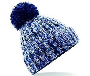 Beechfield BF485 - Beanie with pompon
