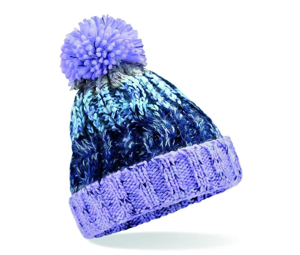 Beechfield BF486B - Corkscrew children's beanie with tassel