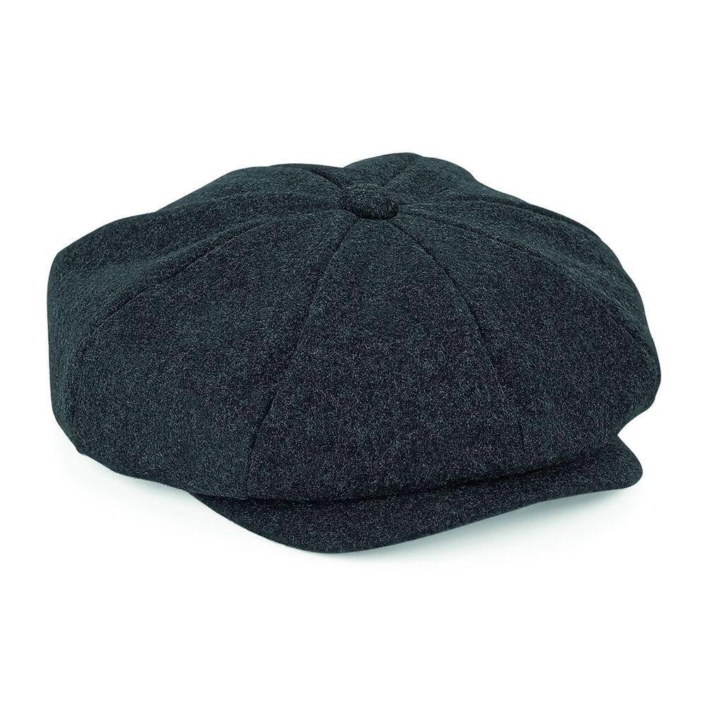 Beechfield BF629 - Melton wool gavroche cap