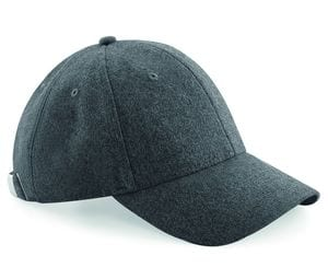 Beechfield BF674 - 6-panel wool cap