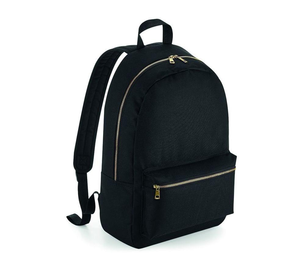 Bagbase BG235 - Backpack with metal zipper closure