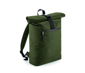 Bagbase BG286 - Backpack with roll-up closure made of recycled material