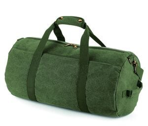 Bagbase BG655 - Vintage canvas duffel bag