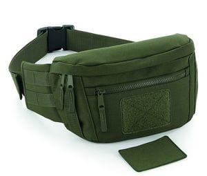 Bagbase BG842 - Soft military banana bag