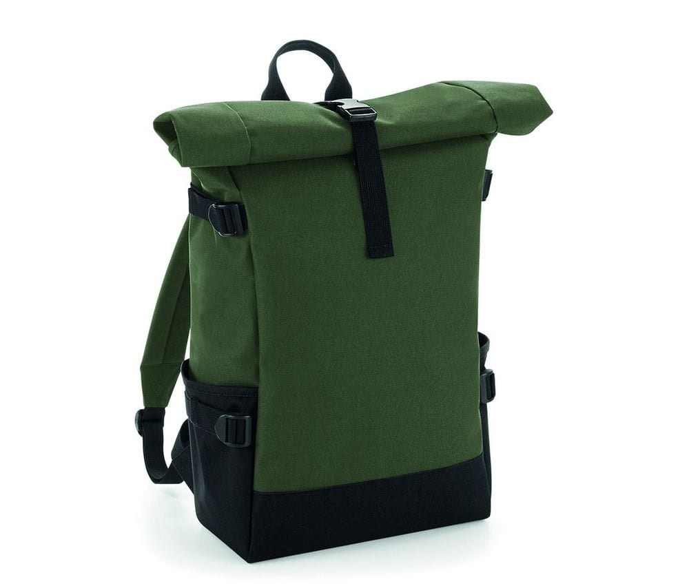 Bagbase BG858 - Colorful Backpack With Roll Up Flap