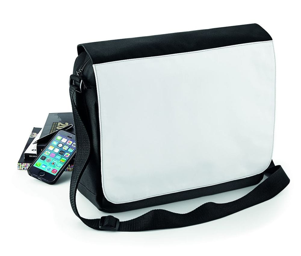 Bagbase BG965 - Messenger bag for sublimation