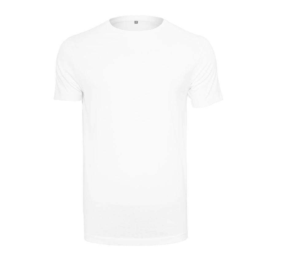 Build Your Brand BY005 - T-shirt round neck 140