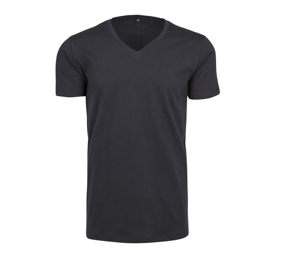 Build Your Brand BY006 - T-shirt V 140