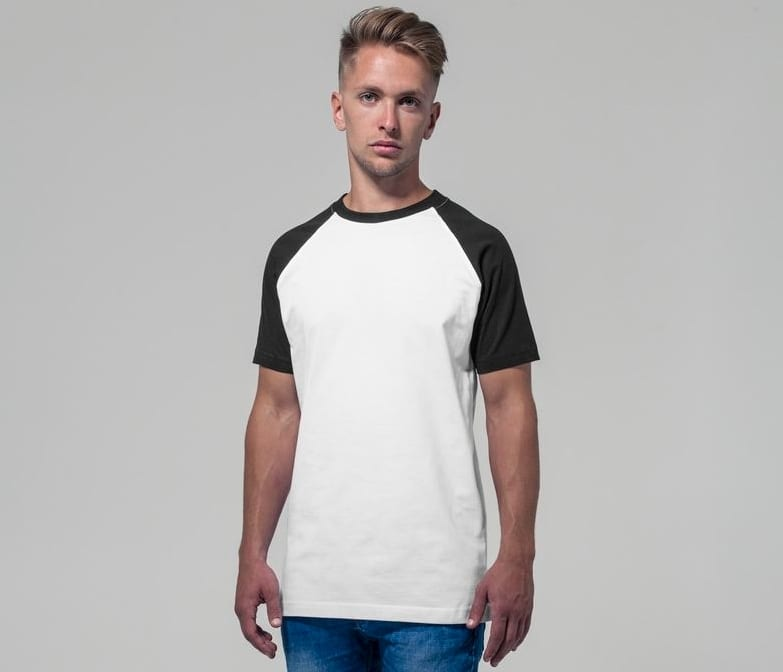 Build Your Brand BY007 - Shirt Baseball