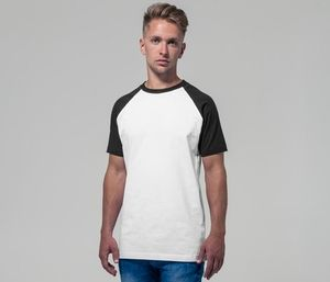Build Your Brand BY007 - Baseball T-Shirt