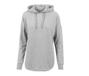 Build Your Brand BY037 - Sudadera extragrande para mujer BY037