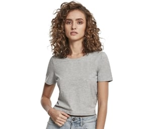 Build Your Brand BY042 - Womens cropped T-shirt