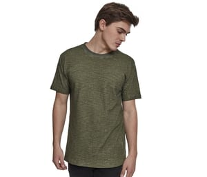 BUILD YOUR BRAND BY072 - T-shirt homme tendance