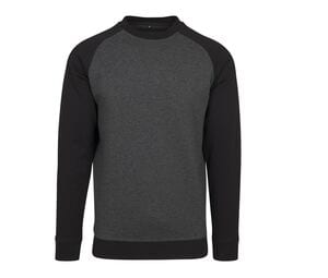 Build Your Brand BY076 - Herren Raglan Sweatshirt