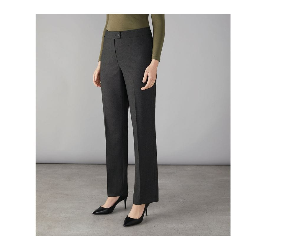 CLUBCLASS CC2003 - Women's tailor's trousers Finsbury