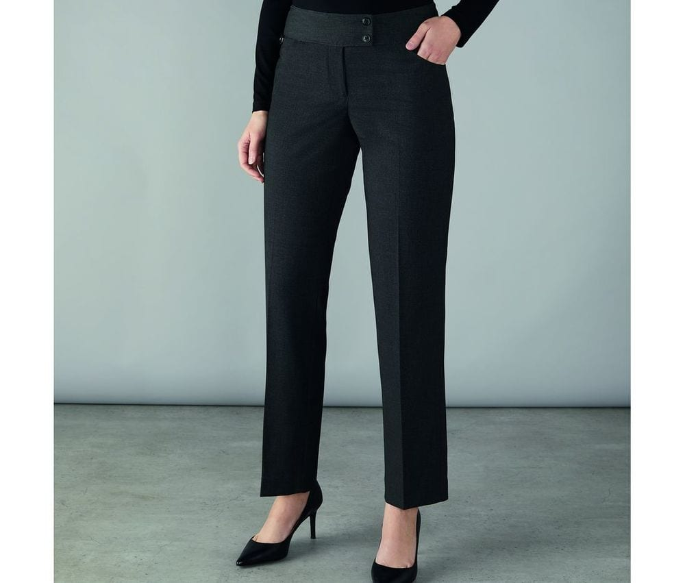 CLUBCLASS CC2004 - Maidavalle Women's Slim Fit Pants