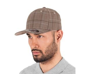 Flexfit FX6196 - Cap pattern Prince of Wales
