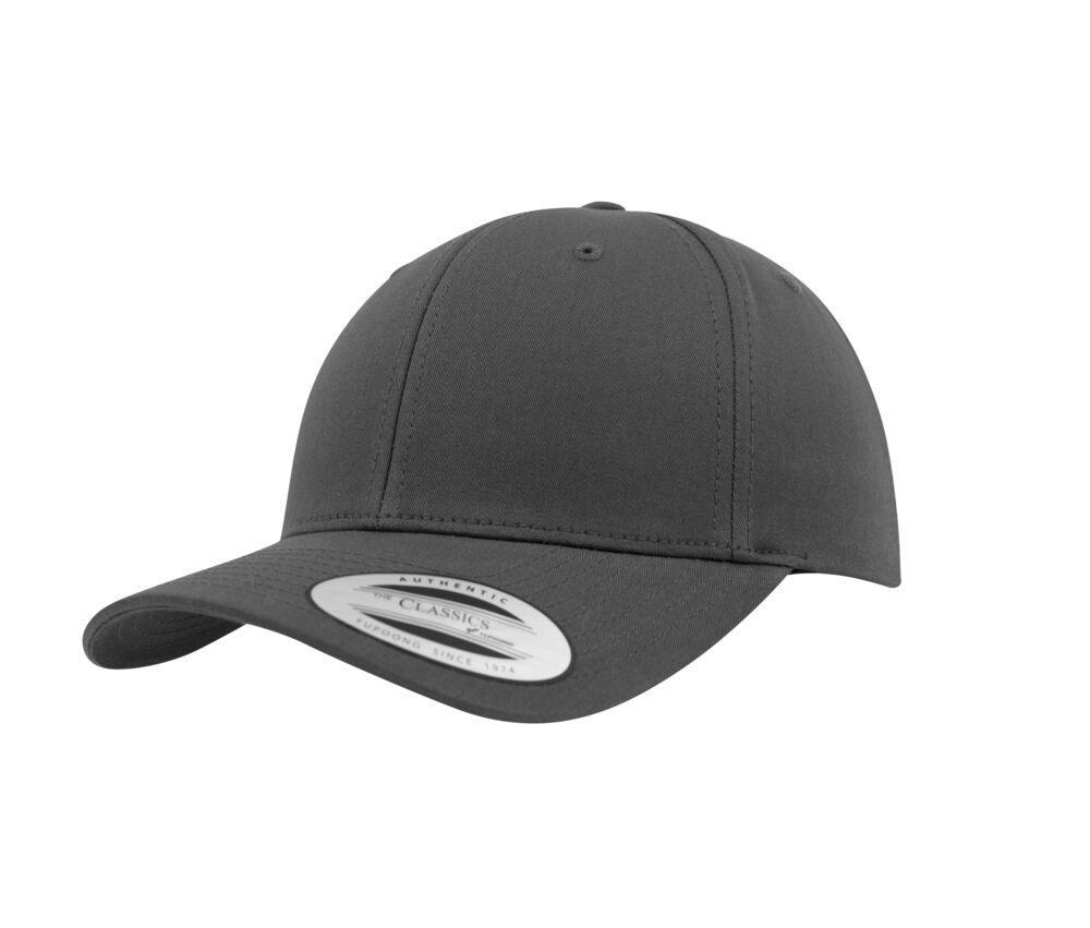 Flexfit FX7706 - Snapback Hats curved visor