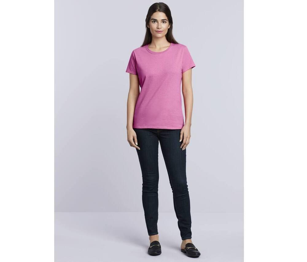Gildan GN182 - Women 180 round neck T-shirt