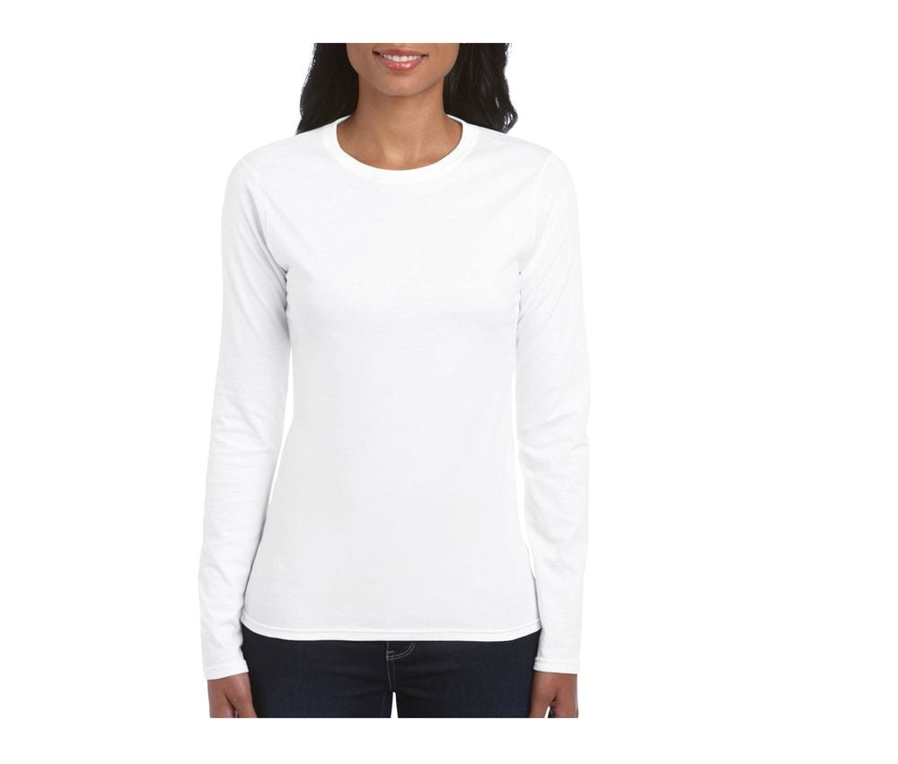Gildan GN644L - Women long-sleeved T-shirt