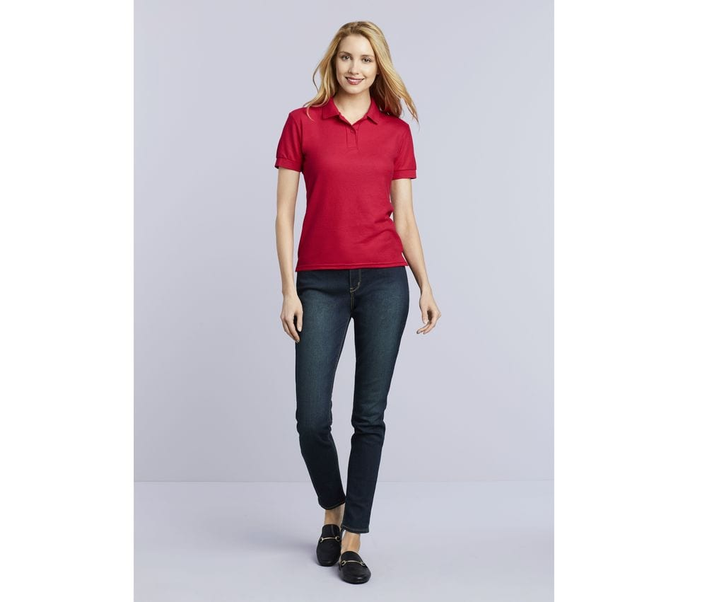 Gildan GN759 - Women polycotton 200 polo