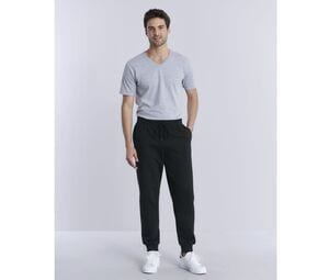 Gildan GN812 - Ribbed edges jogging
