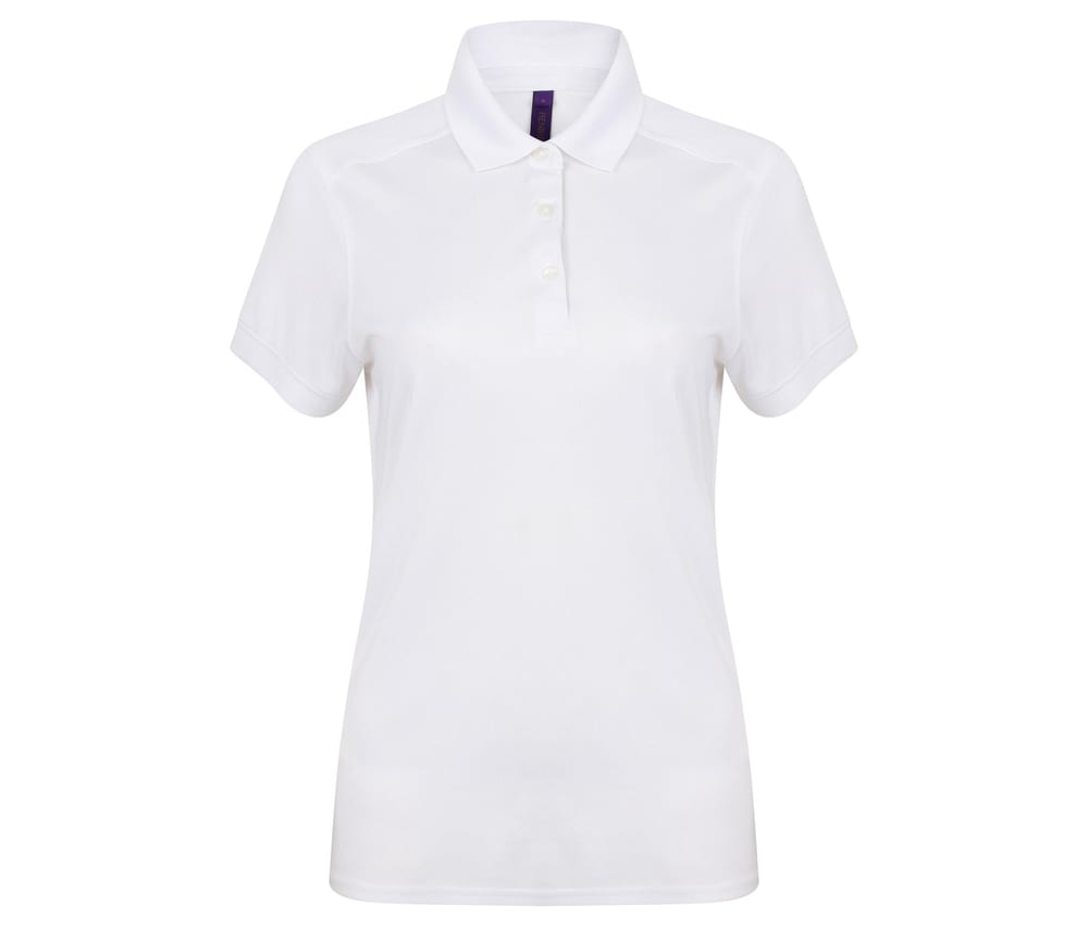 Henbury HY461 - Women's Polo stretch polyester