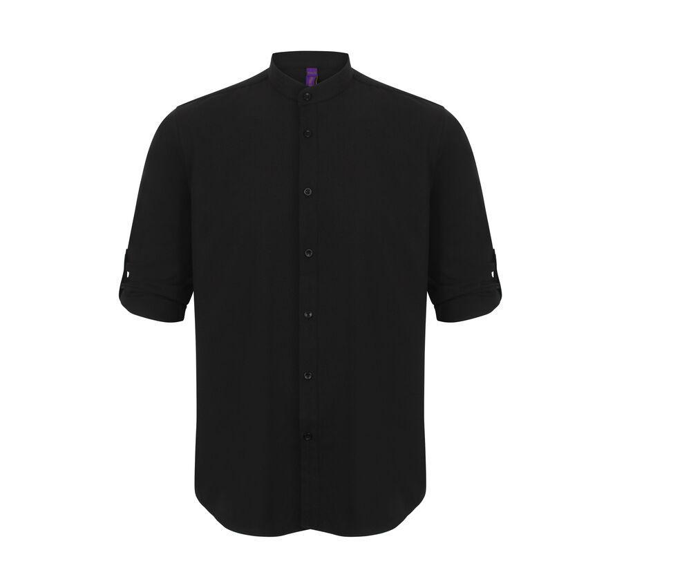 Henbury HY592 - Men's shirt collar mao