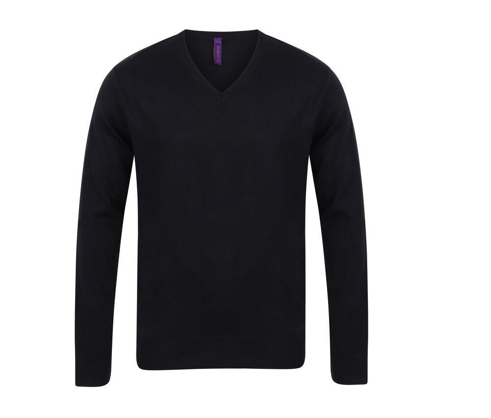 Henbury HY720 - V-neck sweater man